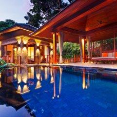 Отель Paresa Resort 5* Вилла Cliff pool фото 6