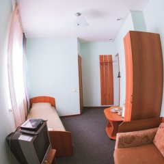 Гостиница Abzakovo Weekend комната для гостей фото 5