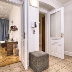 Отель Residence Brehova Прага интерьер отеля