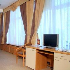 Гостиничный комплекс Аэротель Домодедово 4* Люкс с двуспальной кроватью фото 2