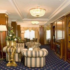 Гостиница Золотое кольцо 5* Президентский семейный люкс с разными типами кроватей фото 4
