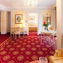 Отель Metropole Италия, Абано-Терме - отзывы, цены и фото номеров - забронировать отель Metropole онлайн интерьер отеля