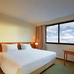 Hotel Real Parque 4* Стандартный номер двуспальная кровать фото 2