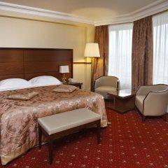 Гостиница Золотое кольцо 5* Семейный люкс с различными типами кроватей фото 4