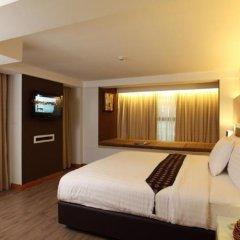 Отель Prestige Suites Bangkok Бангкок комната для гостей фото 12