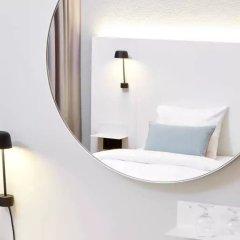 Отель Scandic Helsinki Aviapolis 3* Улучшенный номер с различными типами кроватей фото 2