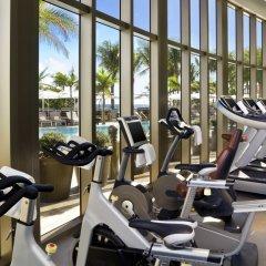 Отель The St. Regis Bal Harbour Resort фитнесс-зал фото 2