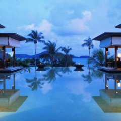 Отель Evason Phuket & Bon Island бассейн фото 5