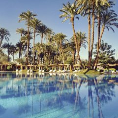 Отель Mercure Luxor Karnak бассейн фото 4