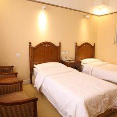 Отель Chongqing Hotel Китай, Пекин - отзывы, цены и фото номеров - забронировать отель Chongqing Hotel онлайн комната для гостей фото 15
