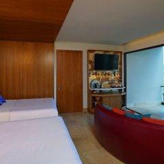 Отель W Costa Rica - Reserva Conchal 3* Номер Spectacular ocean escape с 2 отдельными кроватями