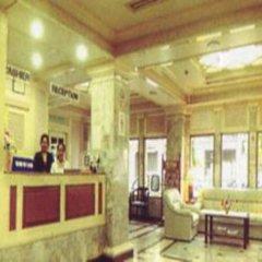 Daeng Plaza Hotel интерьер отеля