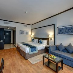 Grandeur Hotel Дубай комната для гостей фото 3