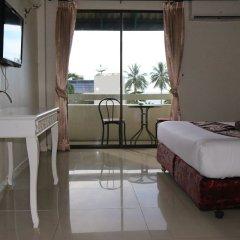 Отель Natural Beach Паттайя комната для гостей фото 21