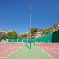 Отель Sunsea village 1 спортивное сооружение