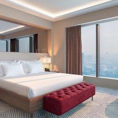 Radisson Blu Olympiyskiy Hotel комната для гостей
