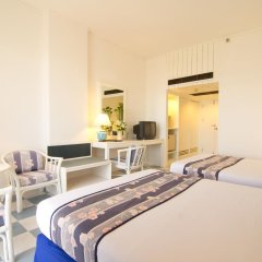 Отель Ambassador City Jomtien Pattaya (Garden Wing) На Чом Тхиан комната для гостей