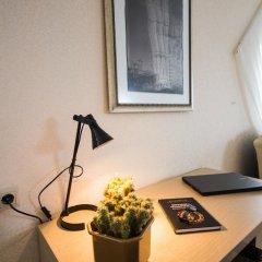 Гостиница Робинзон 2* Студия с различными типами кроватей фото 6
