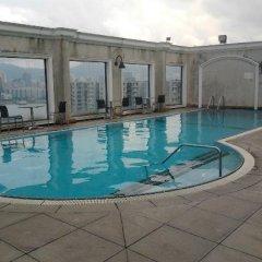 Newton Hotel Hong Kong бассейн
