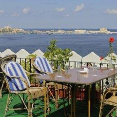 Steigenberger Cecil Alexandria Hotel пляж