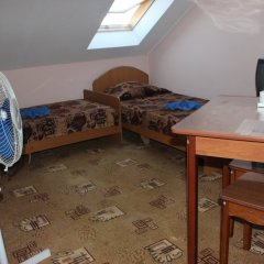 Гостиница Дуэт Стандартный номер с двуспальной кроватью (общая ванная комната) фото 3