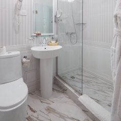 Гостиница Моцарт ванная