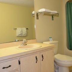 Отель Cypress Cove Nudist Resort & Spa Уэйверли ванная