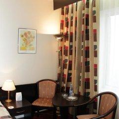 Izmailovo Gamma Delta Hotel 3* Стандартный номер с разными типами кроватей фото 3