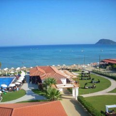 Отель Galaxy Hotel, BW Premier Collection Греция, Закинф - отзывы, цены и фото номеров - забронировать отель Galaxy Hotel, BW Premier Collection онлайн пляж