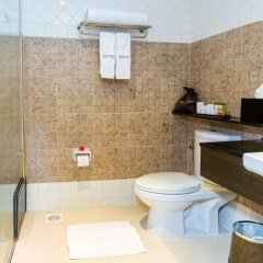 Отель Novotel Phuket Surin Beach Resort 4* Улучшенный люкс с различными типами кроватей фото 2