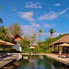 Отель Twin Lotus Resort and Spa - Adults Only Ланта бассейн фото 5