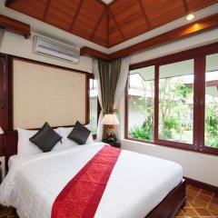 Отель Bhumlapa Garden Resort Таиланд, Самуи - отзывы, цены и фото номеров - забронировать отель Bhumlapa Garden Resort онлайн комната для гостей фото 3