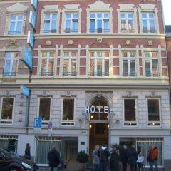 Hotel Hansehof вид на фасад фото 2