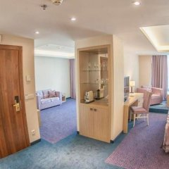 Гостиница Корстон Серпухов комната для гостей фото 8