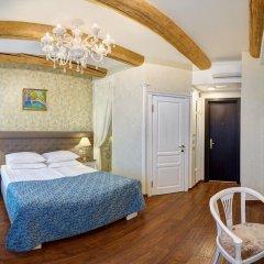 Бутик-Отель Росси 4* Стандартный номер разные типы кроватей фото 3