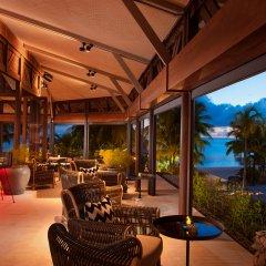 Отель Conrad Bora Bora Nui гостиничный бар