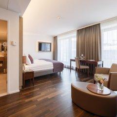 Отель IMLAUER Hotel Pitter Salzburg Австрия, Зальцбург - 7 отзывов об отеле, цены и фото номеров - забронировать отель IMLAUER Hotel Pitter Salzburg онлайн комната для гостей фото 3