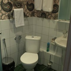 Гостиница Берега ванная фото 2