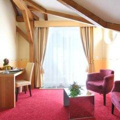 Hotel Caruso удобства в номере