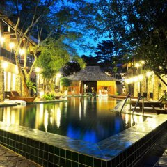 Отель Koh Tao Beach Club бассейн фото 5