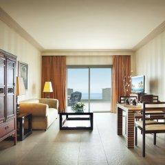 Отель Adrián Hoteles Roca Nivaria 5* Улучшенный люкс с различными типами кроватей