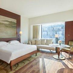 Отель Park Hyatt Zurich 5* Номер с различными типами кроватей