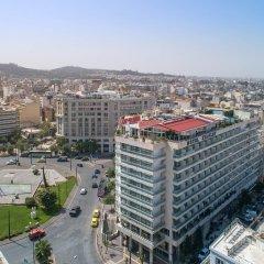 Отель STANLEY Афины балкон