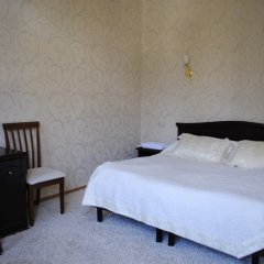 Гостиница Снежинка (Домбай) комната для гостей фото 2