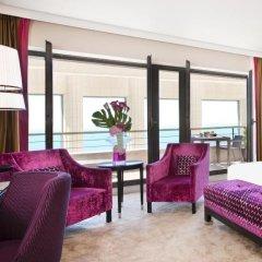 Отель Hyatt Regency Nice Palais De La Mediterranee 5* Номер Делюкс