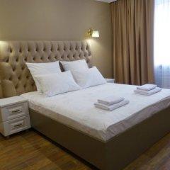 Апартаменты КвартХаус Номер Комфорт с различными типами кроватей