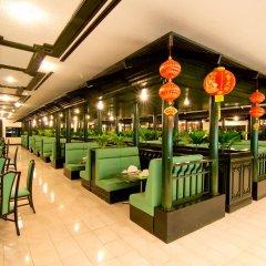 Отель Ambassador City Jomtien Pattaya (Garden Wing) На Чом Тхиан гостиничный бар фото 2