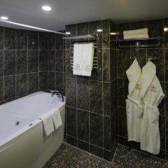 Гостиничный Комплекс Жемчужина 4* Бизнес люкс с различными типами кроватей фото 8