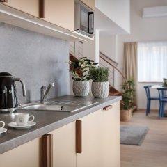 Апарт-отель City Nest 4* Апартаменты с различными типами кроватей фото 20