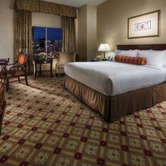 Park MGM Las Vegas Hotel 4* Люкс Nighthawk с различными типами кроватей фото 2